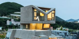 This incredible South Korean home is inspired by an owl