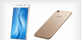 Vivo's V5 Plus hopes to win over selfie lovers with its dual front-facing cameras