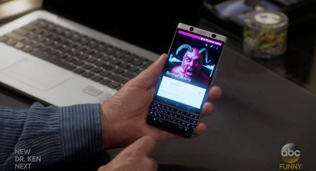Tim Allen loves the BlackBerry 'Mercury', makes a cameo on Last Man Standing