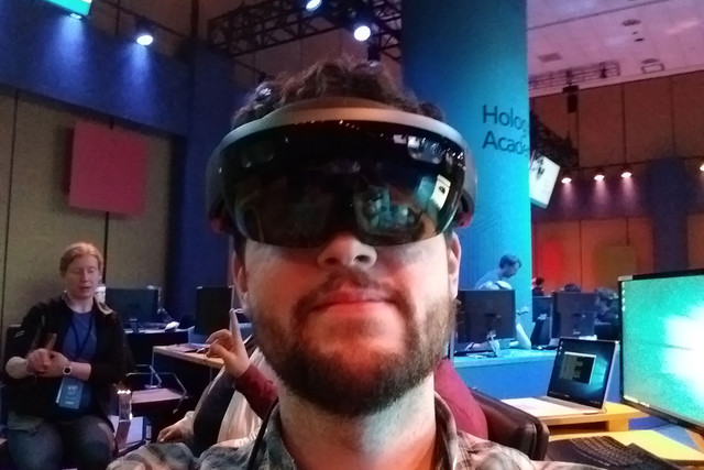 Yes, Microsoft does have plans to release a Hololens headset for consumers