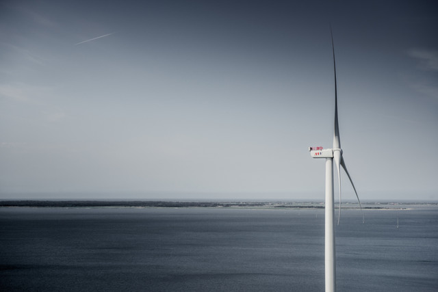 Gargantuan offshore wind turbine crushes record for most energy produced in 24 hours