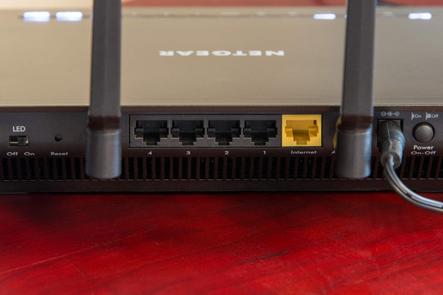 Your Netgear router may expose your password if you don't update its firmware