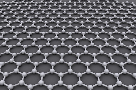 Physicists inadvertently discover a way to mass-produce graphene