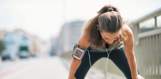 Want to get fit? The V-Training app will hook you up with trainers nearby