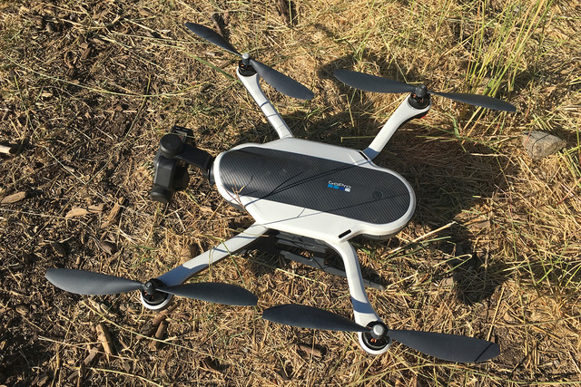 GoPro begins selling its Karma drone again following simple battery fix
