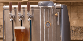 Enjoy beer the way it was meant to be with Growler Chill, the at-home tap system