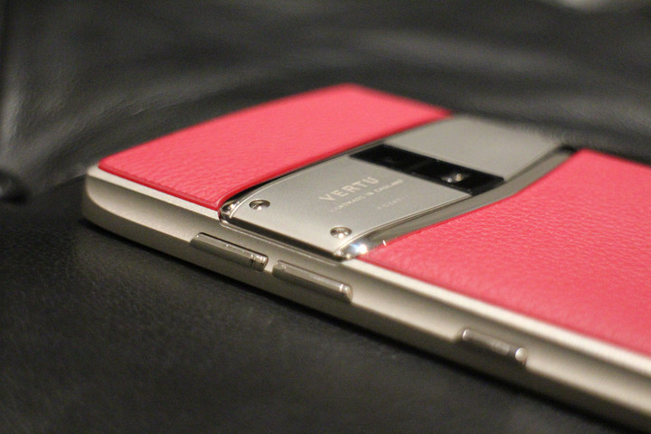 vertu constellation first impressions