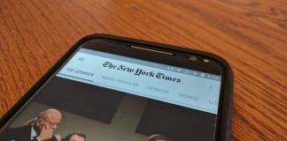 The Old Gray Lady gets younger: New York Times to launch Snapchat channel