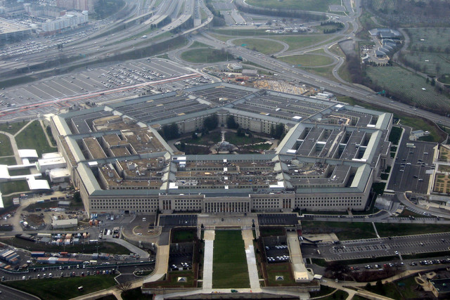Misconfigured Pentagon servers could have been exploited for cyberattack