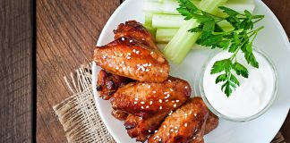 Don't wing it: Here's the best way to make chicken wings, according to science