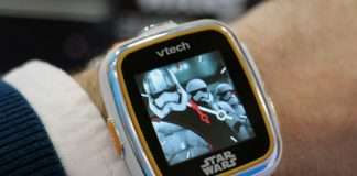 Vtech Star Wars Watch and Stormtrooper Camera: Our first take