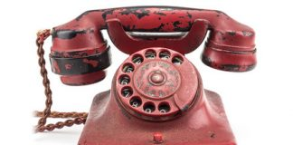 Just hope it doesn't ring: Hitler's personal phone is up for auction