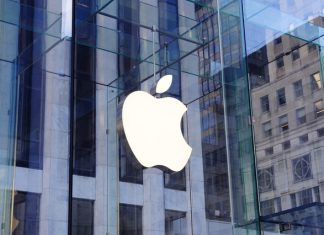 Sales of Apple's iPhone declined in China despite overall worldwide growth