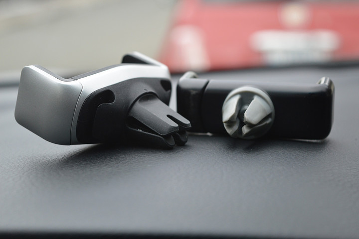 belkin car vent mount first impressions