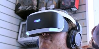 How to deal with a green haze in your PlayStation VR
