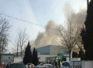 Public relations nightmare: Samsung battery factory in China catches fire