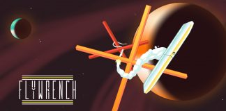 'Nidhogg' creators bring hypnotic platformer 'Flywrench' to PS4