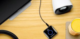 Etekcity Roverbeats Bluetooth receiver gives speakers wireless capability for $20