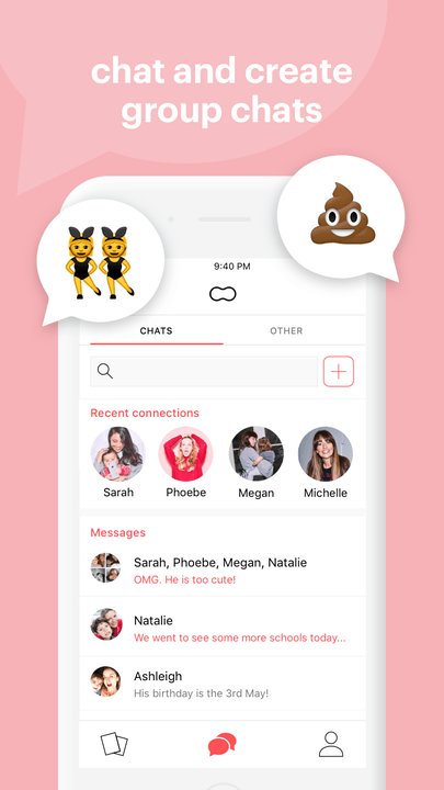 peanut social network  x