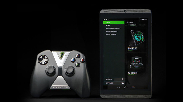 Nvidia's Shield tablet gets Nougat update to support its new controller