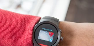 These are the watches that support Android Pay