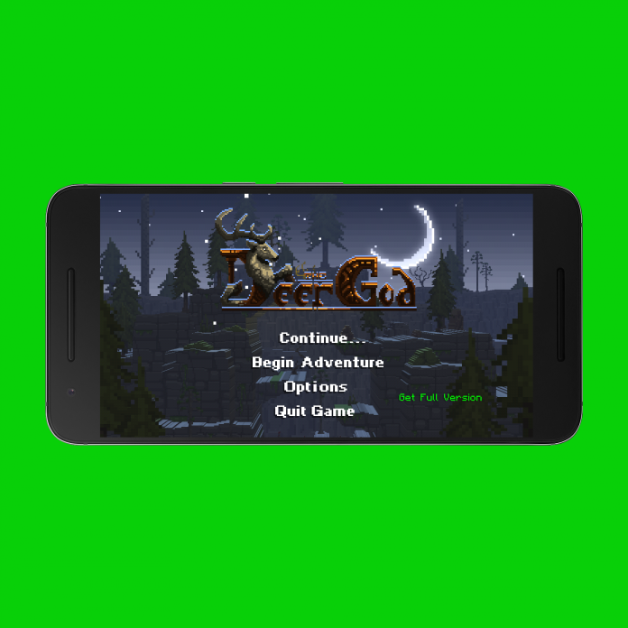 The Deer God: Bugs impede this game from reaching heaven (review)