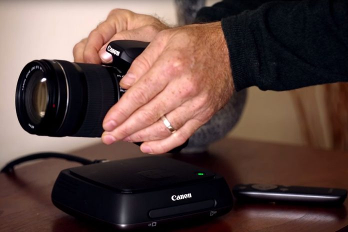 Canon Connect Station media hub now supports mobile backups, non-Canon cameras