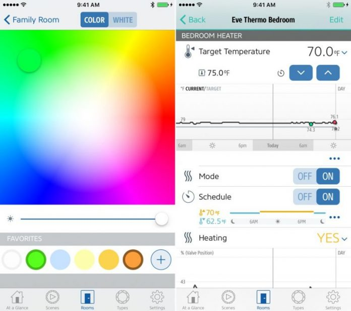 Elgato Eve 2.6 Update Enhances Lighting Control and HomeKit-Enabled Hardware Support