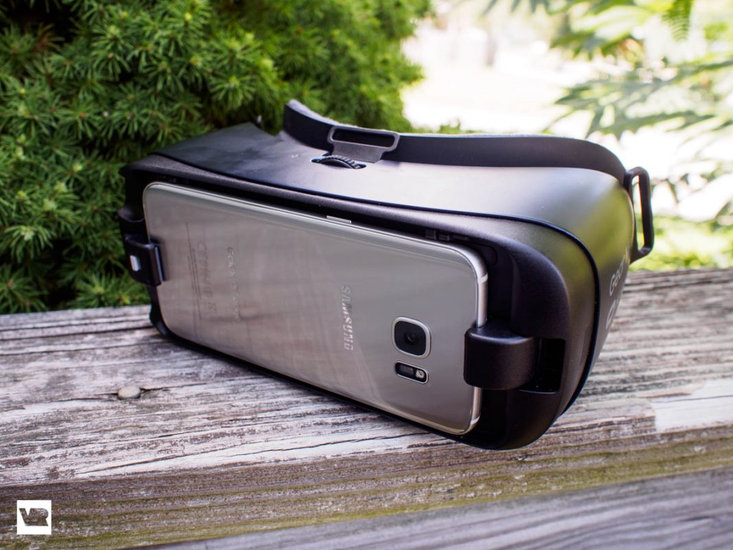 How to fix a stuck keyboard in your Gear VR
