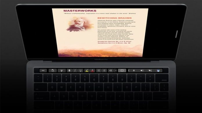 Touch Bar Support in Microsoft Office for Mac Rolls Out to All Users