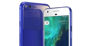 Google's 'really blue' Pixel and Pixel XL come to the UK