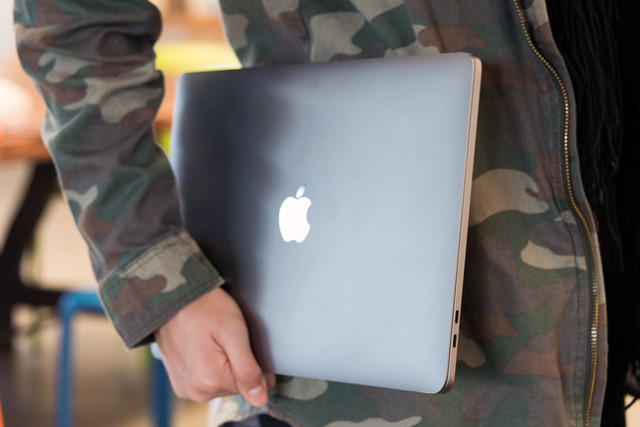 The MacBook Pro's battery life is better, but it's still not the best