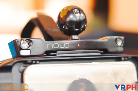 Nolo is an inexpensive motion tracking system for mobile and SteamVR play