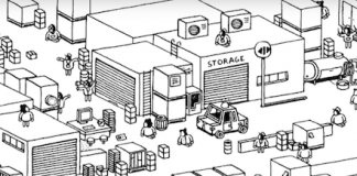 App Attack: Find the simple beauty in 'Hidden Folks'
