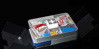 'Next-generation' first aid kit keeps you prepared for (almost) any emergency