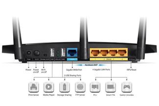 TP-Link Archer C7 router
