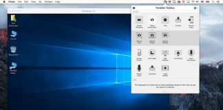 Score 10 percent off Parallels Desktop 12 with coupon code through Feb 24