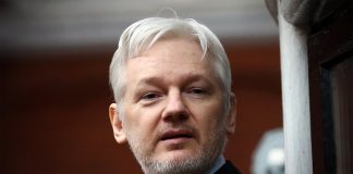 Julian Assange 'happy' about the rise of fake news