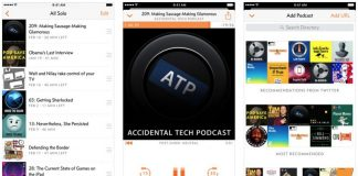 Overcast 3 Update Brings Redesigned UI to Podcast Player App