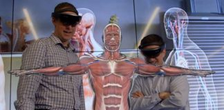 Stryker is using Microsoft's HoloLens to design operating rooms of the future