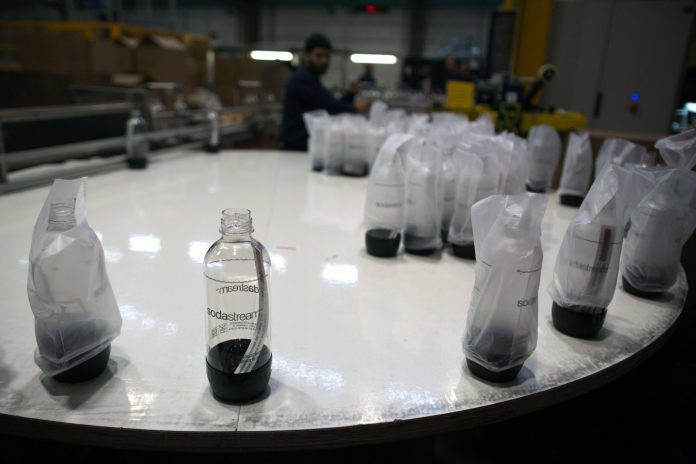 SodaStream recalls 51,000 bottles because they might explode