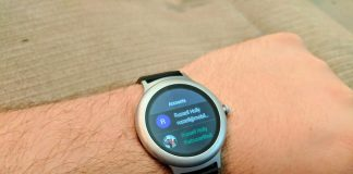 Using an Android watch with multiple Google Accounts