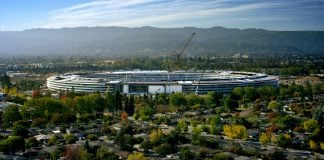 Apple's spaceship campus will open in April as 'Apple Park'