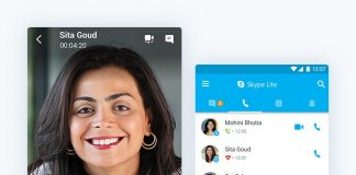 Microsoft rolls out Skype Lite in India with support for biometric authentication
