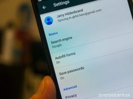 How to manage Chrome's Autofill feature