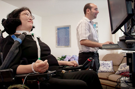 Progress in brain-computer interface gives paralyzed patients more control