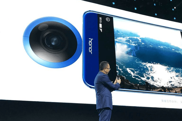 Huawei's Honor VR Camera could be the most portable 360-degree camera yet
