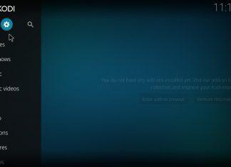 How to set up Kodi profiles