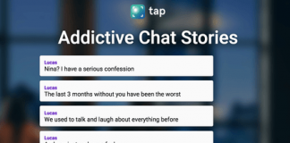 Feed your appetite for gossip with new storytelling app Tap