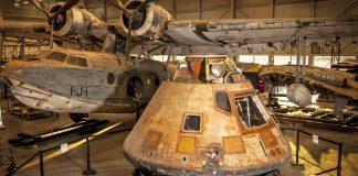 Apollo 11's crew capsule is going on tour
